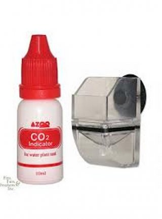 Azoo co2 indicator test permanente co2
