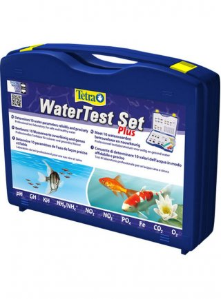 Tetra Water Test Set plus valigetta multi test per acqua dolce