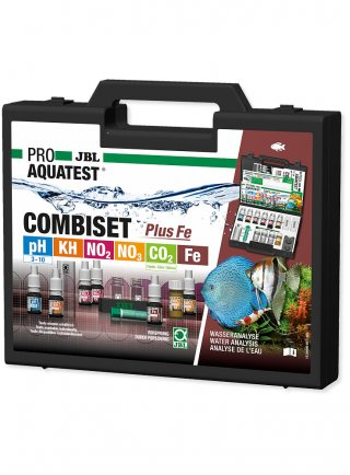 ProAqua Test Combi Set Plus Fe