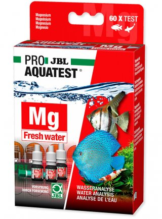 JBL Proaqua Test MG Magnesio acqua fresca
