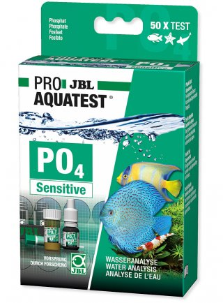 JBL Proaqua test PO4 Phosphat sensitive