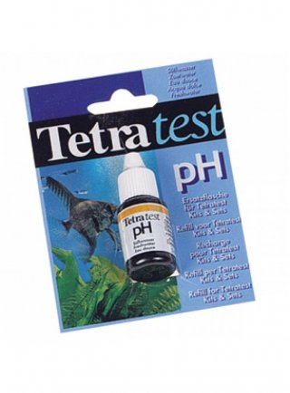 Tetra test ricarica per  test pH acqua dolce
