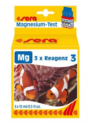 Sera Mg ricarica test