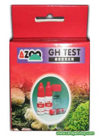Azoo Gh test per acquari d'acqua dolce