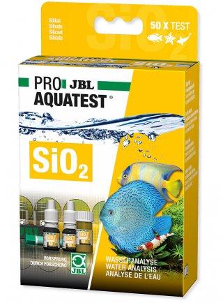 JBL Proaqua test SiO2 Silicati