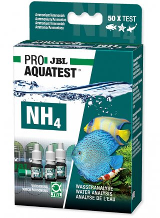 JBL Proaqua test NH4 Ammonio