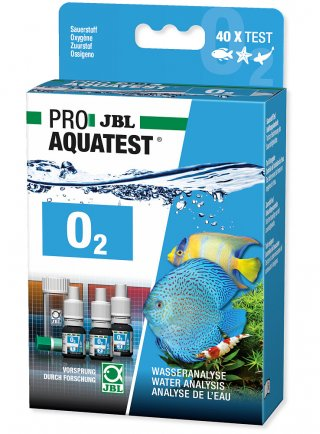 JBL Proaqua test O2 Ossigeno