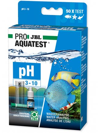 JBL Proaqua test PH 3,0-10,0
