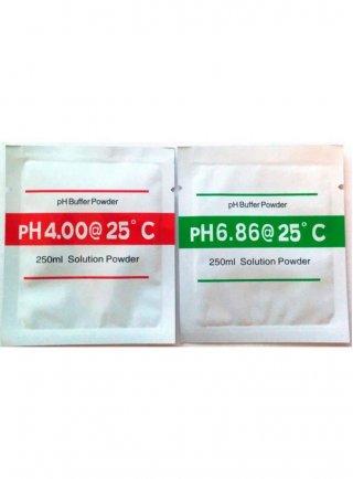 soluzione di taratura per tester Ph elettronici