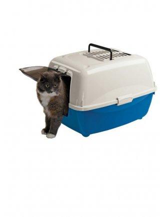 Lettiera per gatti Toilette Ferplast Bella