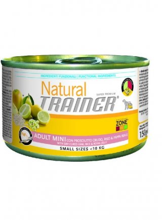 Trainer Natural Dog Adult Mini umido 150 Gr