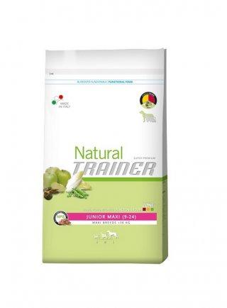 Trainer Natural Dog Junior Maxi 12 KG
