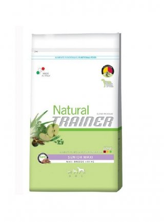 Trainer Natural Dog Senior Maxi 12 KG