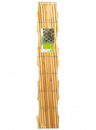 Traliccio estensibile in legno di pino pesante