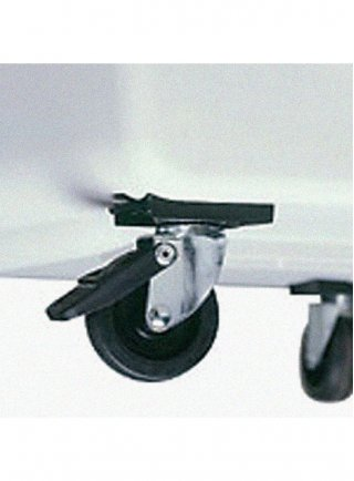 SET 4 RUOTE per trasportino GULLIVER IATA e IATA PLUS  4/5/6/7 e GULLIVER Touring