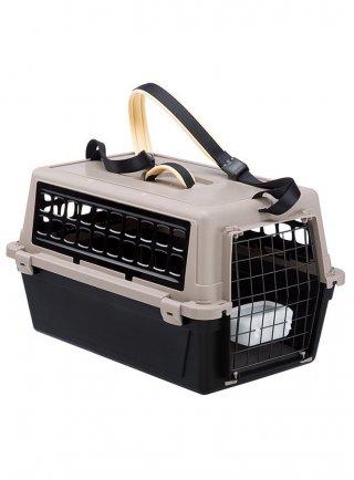 Trasportino per cani e gatti Ferplast ATLAS 20 TRENDY PLUS NERO