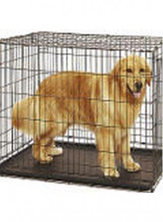 Gabbia pieghevole per cani dog-inn