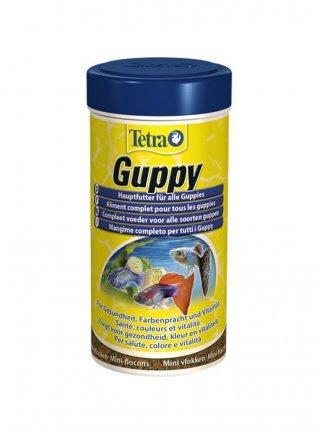 Tetra Guppy mangime in fiocchi