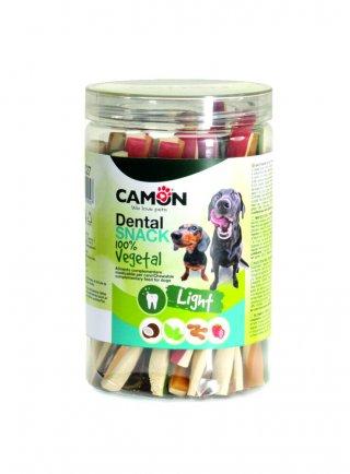 Camon VegTwist Snack per cani pulizia dentale