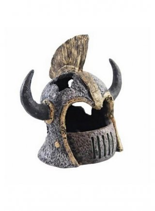 Decorazione per acquari e terrari Haquoss Medieval Helm