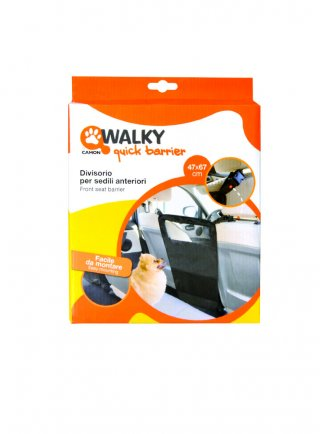 Walky PetBarrier Barriera protettiva sedili anteriori auto