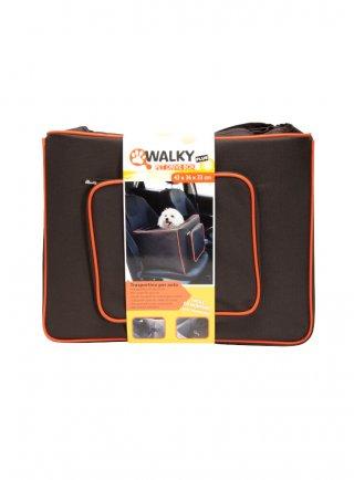 WALKY PetDriveBox Trasportino morbido per cani  PLUS43x36x33