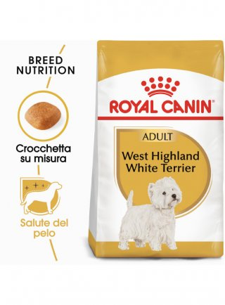 West Highland / White Terrier Royal Canin
