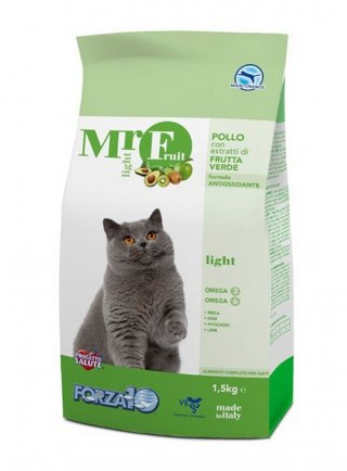 Forza10 Mr.Fruit Adult pollo e frutta verde