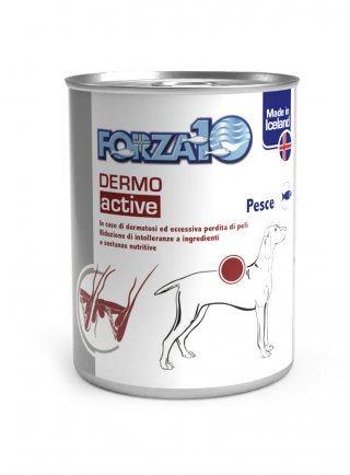 Forza10 Active Wet Dermo Cane gr 300 LATTINA