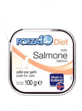 Forza10 Gatto Solo Diet Salmone gr 100 scadenza 30/11/2021