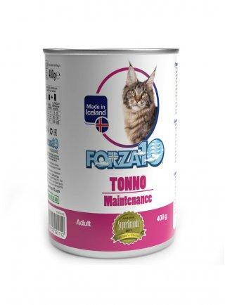 Forza10 MANTENIMENTO umido gatto Tonno g 400