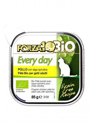 Forza10 Bio Every Day Pollo Alga Spirulina Olio Girasole gr 85 scadenza 30/11/2021