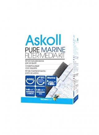 Askoll Materiali filtranti per acquari Marini pure m l xl hc