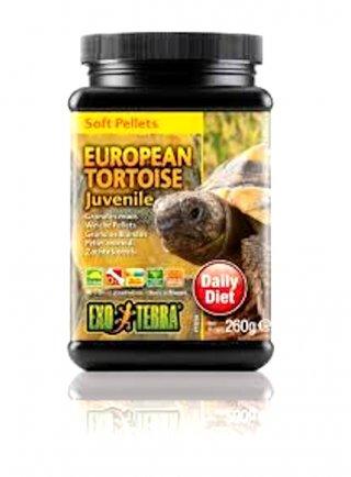 Mangime per tartarughe baby TORTOISE JUVENILE 260Gr