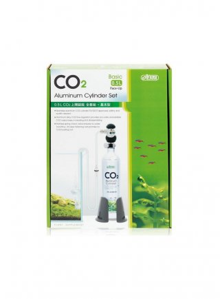 ISTA CO2 SUPPLY SET  0.5LT.