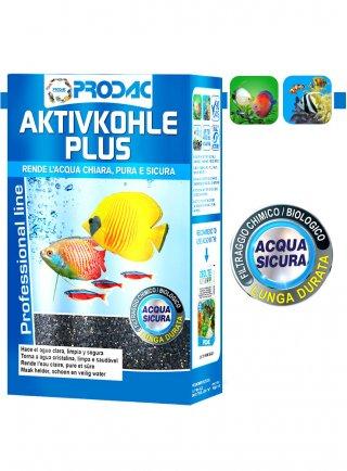 Prodac Activekohle Plus Carbone a base di cocco
