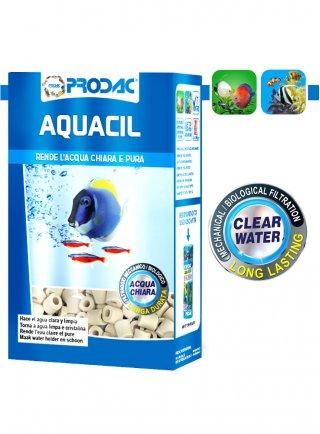 Prodac Aquacil cilindreatti di ceramica filtranti per acquario