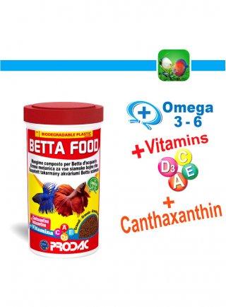 Prodac Betta Food Cibo per Pesci