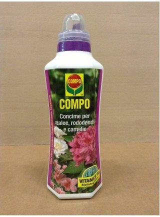 Compo Concime per Rododendri Azalee Camelie e Ortensie