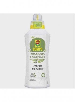 Compo Organic & Recycled Concime in Scatola/Liquido Universale