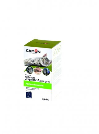 Camon Ricarica diffusore per collare anti stress per gatto