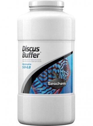 Seachem Discus Buffer Regolatore pH acquario