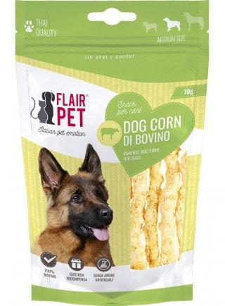 Dog Corn di Bovino Snack gustoso