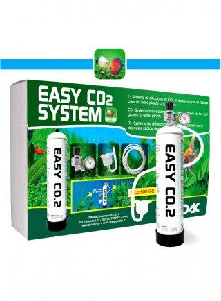 Prodac Easy Co2 System Impianto Co2 per acquario