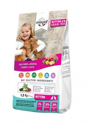 Equilibria Grain Free Kitten 18kg