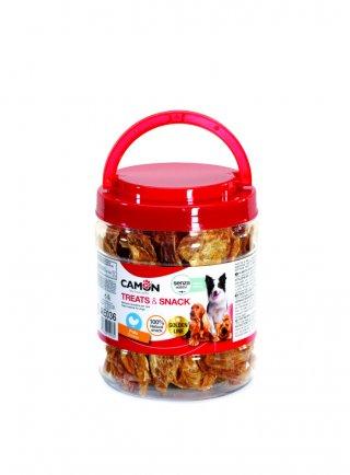 Camon Snack di pollo naturale per cani