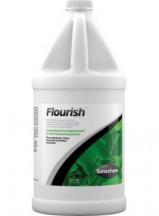 Seachem Flourish fertilizzante per piante acquario