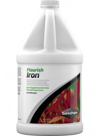 Seachem Flourish Iron Ferro liquido per piante acquario