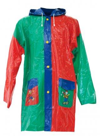 Impermeabile bimbo PVC multicolor