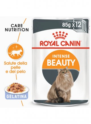 Intense Beauty buste gatto Royal Canin